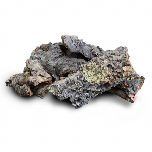 PRO REP CORK BARK, MIXED PIECES, 5 KG PK